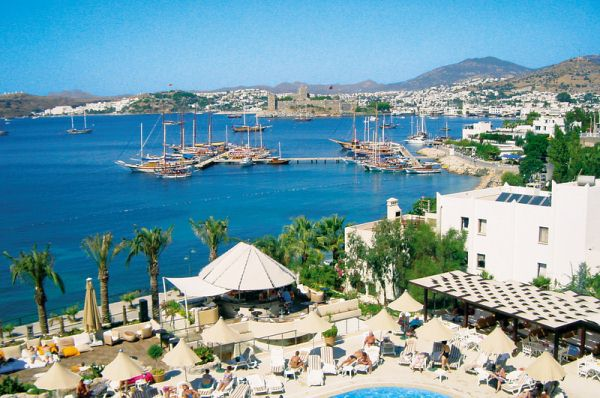 Hotel Diamond Of Bodrum